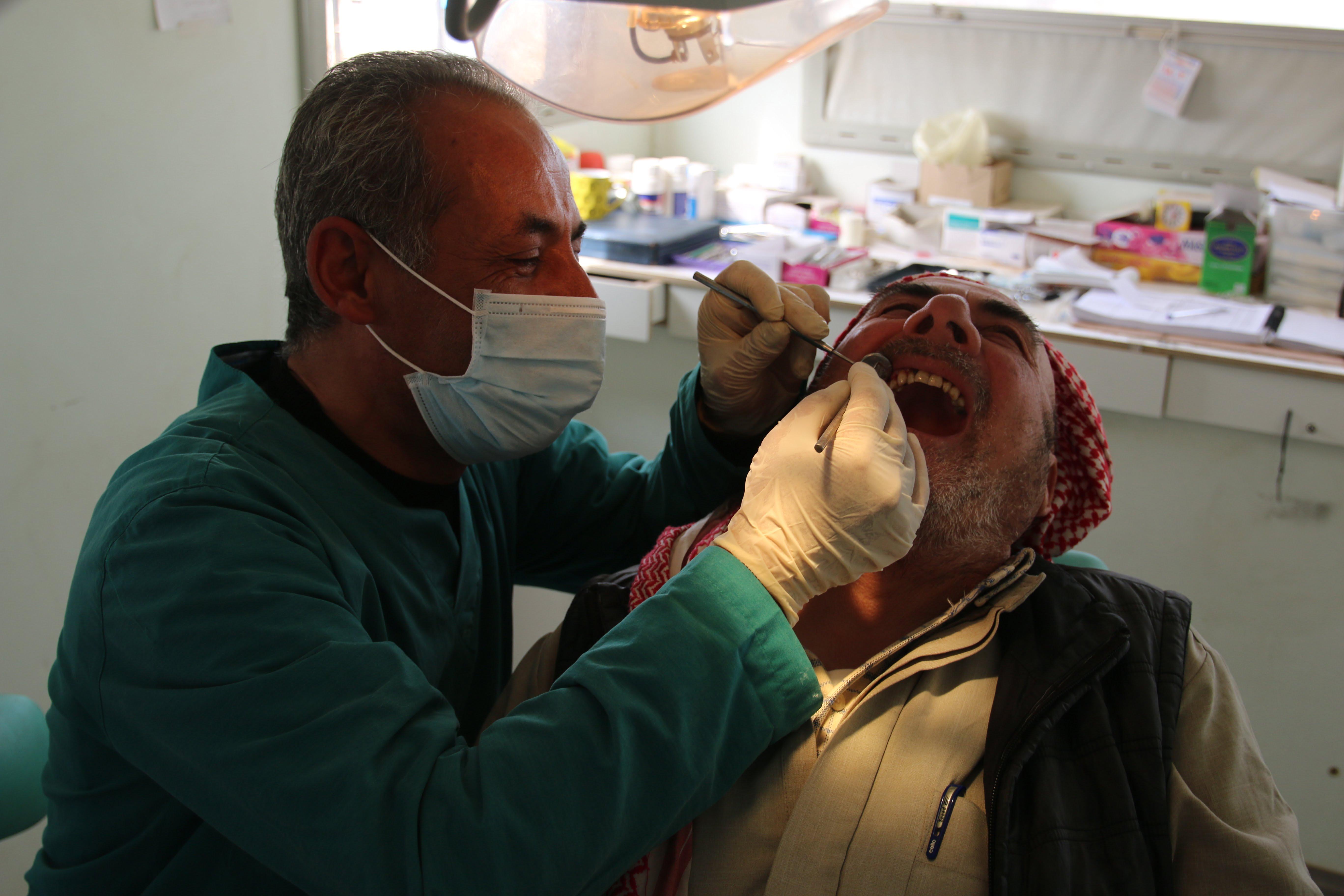 Mobile Dental Clinics – IDA